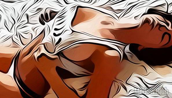Оргазм по всему телу