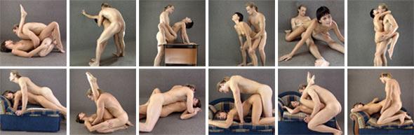 Полезная поза в сексе с женой