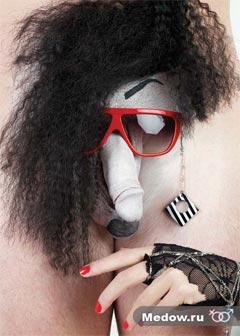 Смешная мужская интимная стрижка для члена - Сисикейдж. Фото прикол 11
