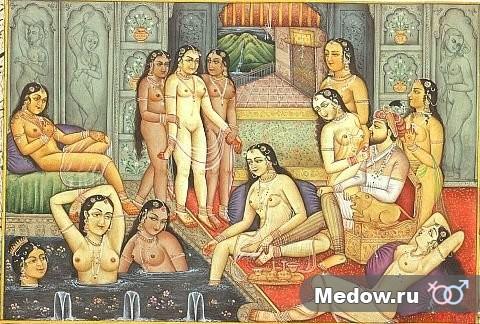 Древняя индия секс фото