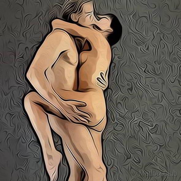 Занятия сексом стоя