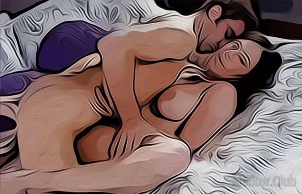 Секс в миссеонерской позе смотреть