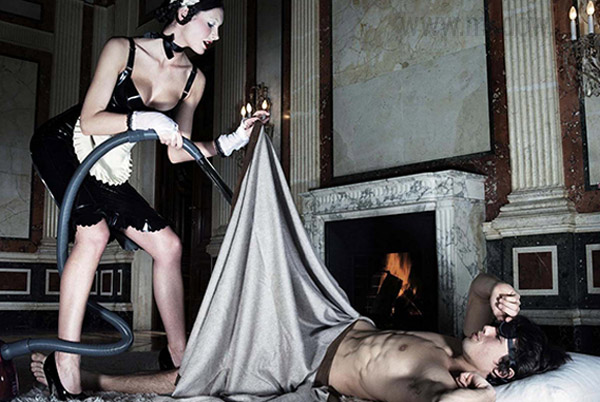 Ролевая игра жена - служанка